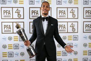 Футболісти назвали найкращого гравця Англії, вперше з 2005 року ним став захисник