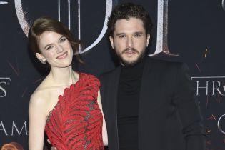 """Понравилась ее смерть: Харингтон назвал любимую сцену с женой в """"Игре престолов"""""""