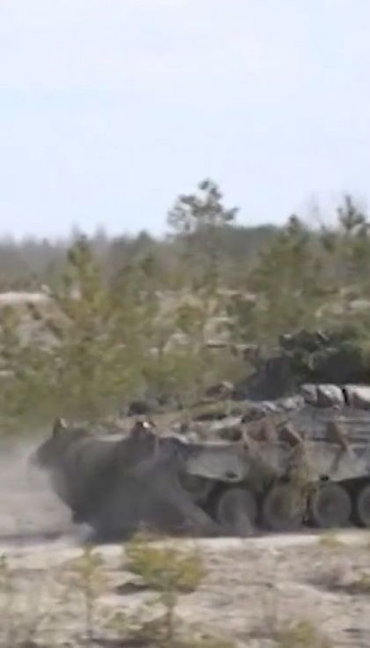 В Эстонии стартуют масштабные учения НАТО с участием украинских военных