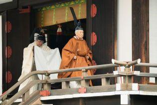 В Японии завершается эра Хэйсэй: император Акихито отрекается от престола