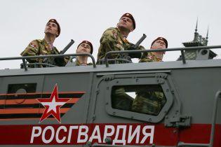 В России на станцию Шиес, где почти год экологи протестуют против строительства свалки, прибыли вооруженные росгвардейцы