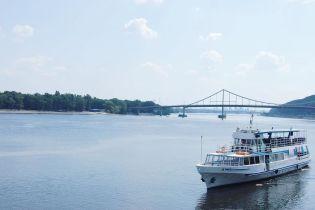 В Киеве запустят речной маршрут с Почтовой площади до Оболони