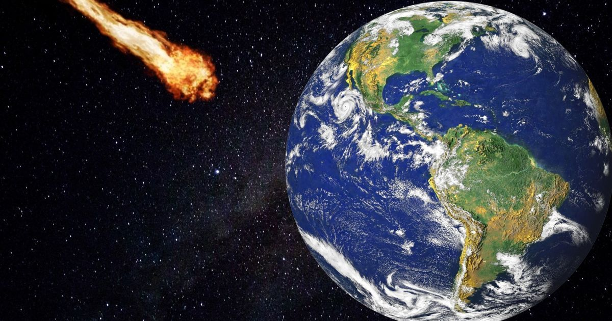 Вода потрапляла на Землю з метеоритами впродовж всієї її історії — вчені