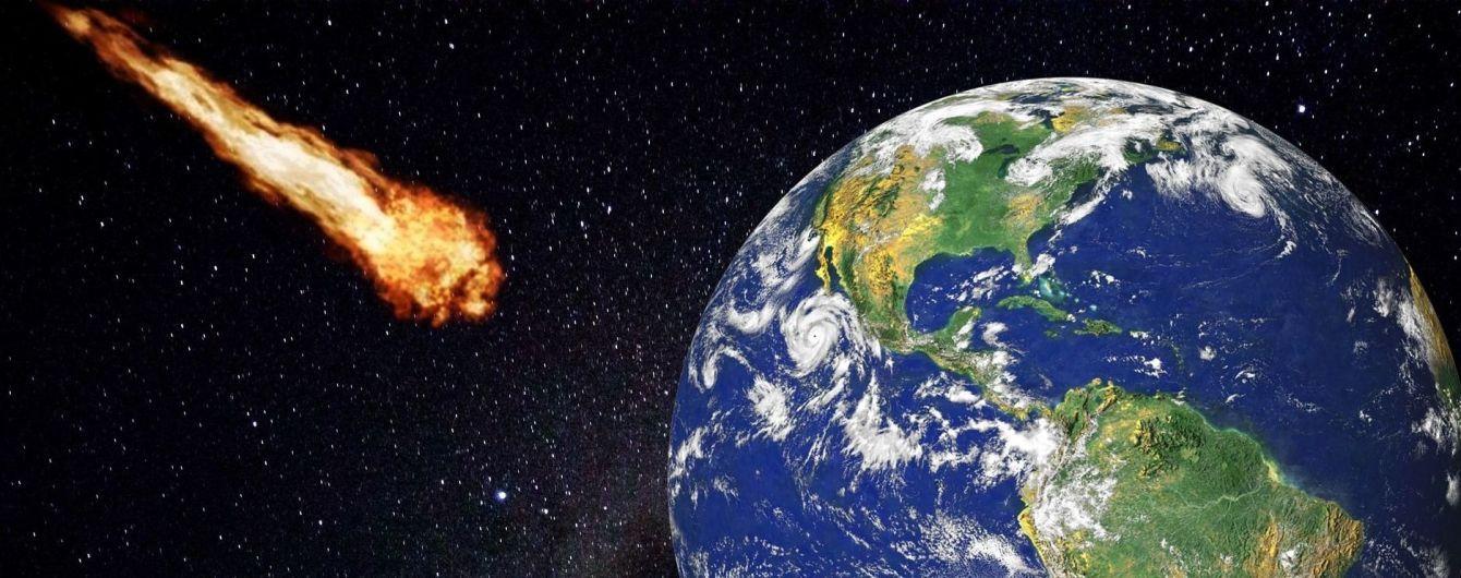К Земле приближается огромный астероид размером с пирамиду Хеопса