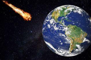 Глава NASA предупредил о возможности столкновения атсероида с Землей