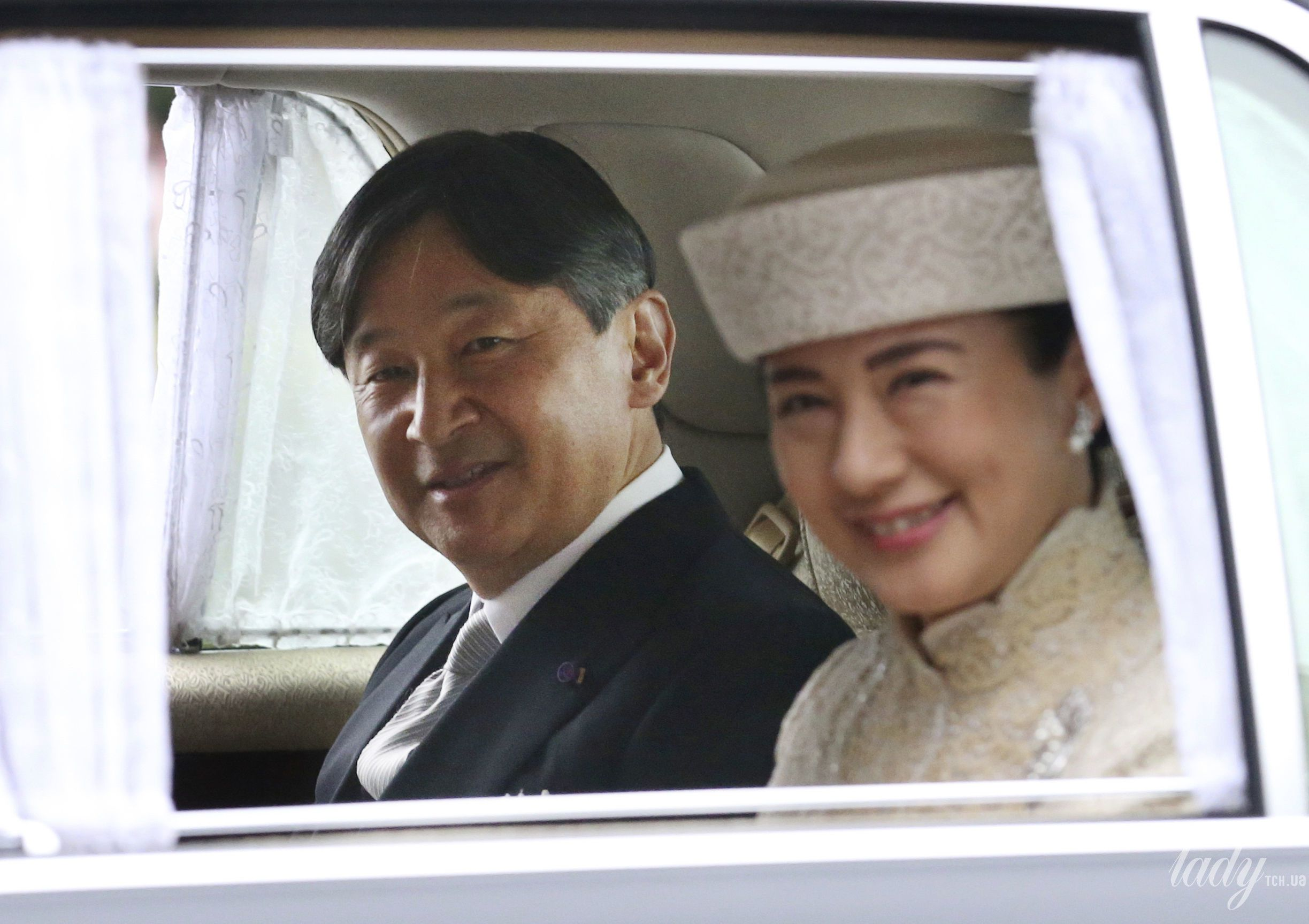Принц Нарухито и принцесса Масако_1