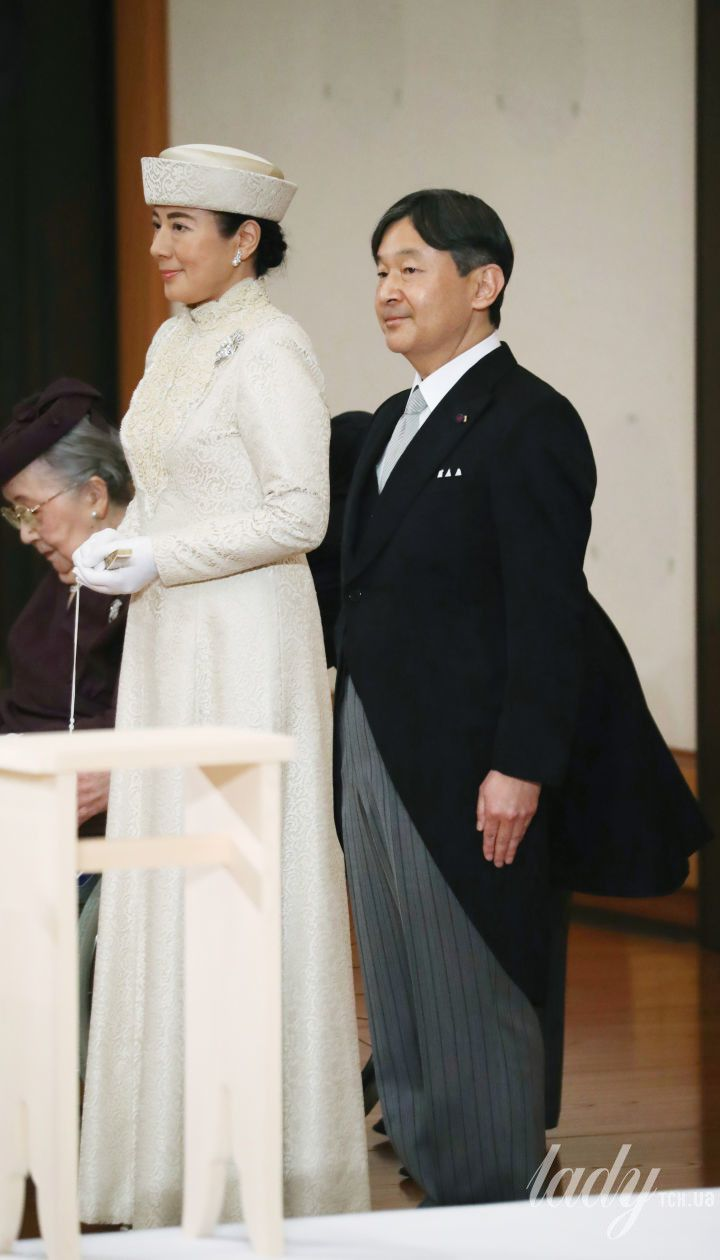 Принц Нарухито и принцесса Масако