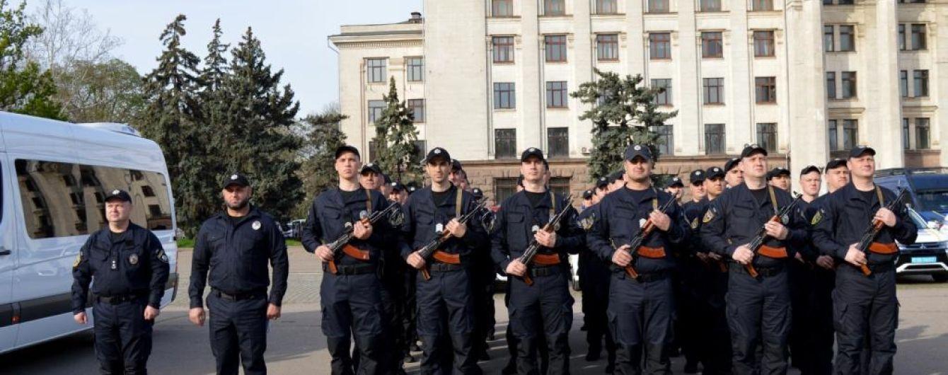 Поліція Одеси переходить на посилену службу напередодні річниці пожежі у Будинку профспілок