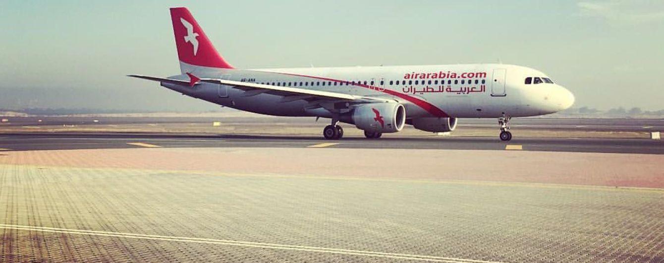 Air Arabia запустила бортову систему розваг для пасажирів