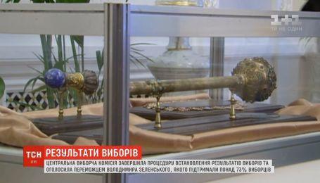 ТСН згадала, як українські президенти отримували булаву