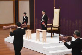 В Японии состоялась церемония восхождения на престол нового императора