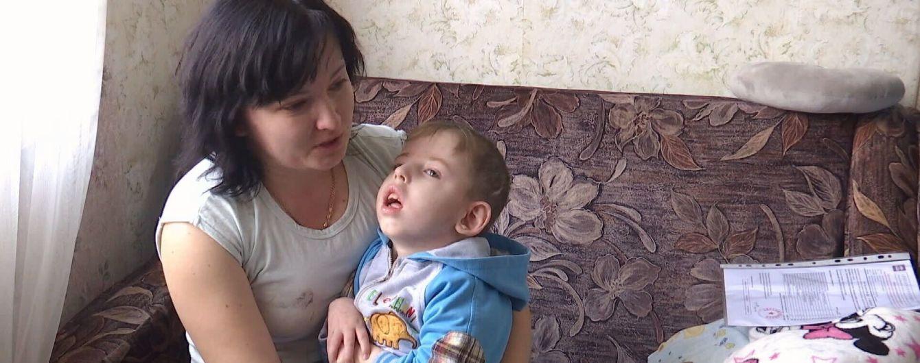 Чотирирічний Ромчик з Волині потребує допомоги небайдужих