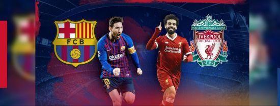 Барселона - Ліверпуль - 3:0. Онлайн-трансляція матчу Ліги чемпіонів