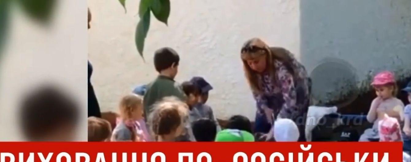 В Краснодаре уволят заведующую детсада, которая заставила ребенка целовать землю