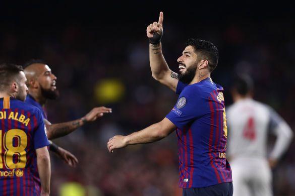 Барселона - Ліверпуль