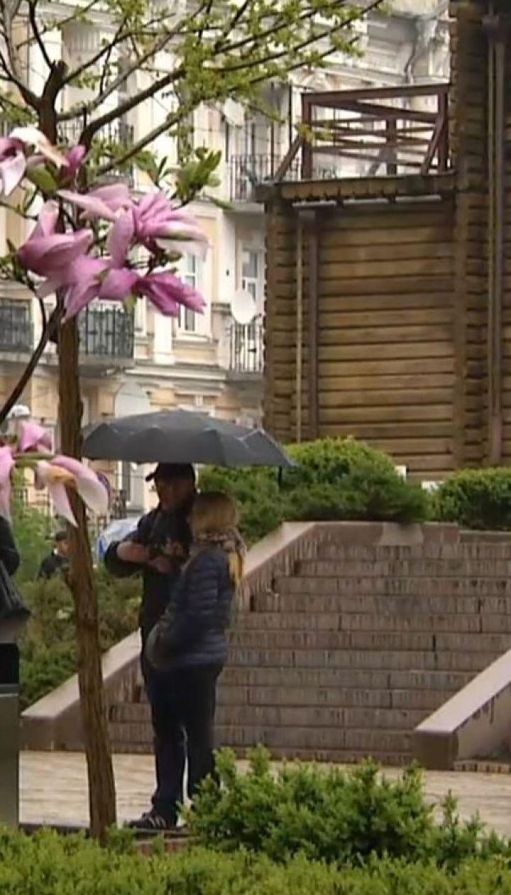 Погода в Украине: будет без осадков, но прохладно