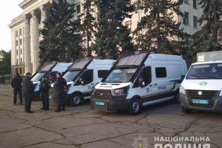 В Одессе во время мероприятий 2 мая почти три тысячи правоохранителей будут нести усиленную службу