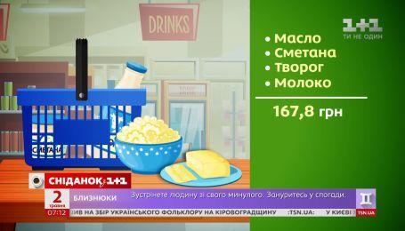 Корзина молочных продуктов подорожала за год на 12 процентов - экономические новости
