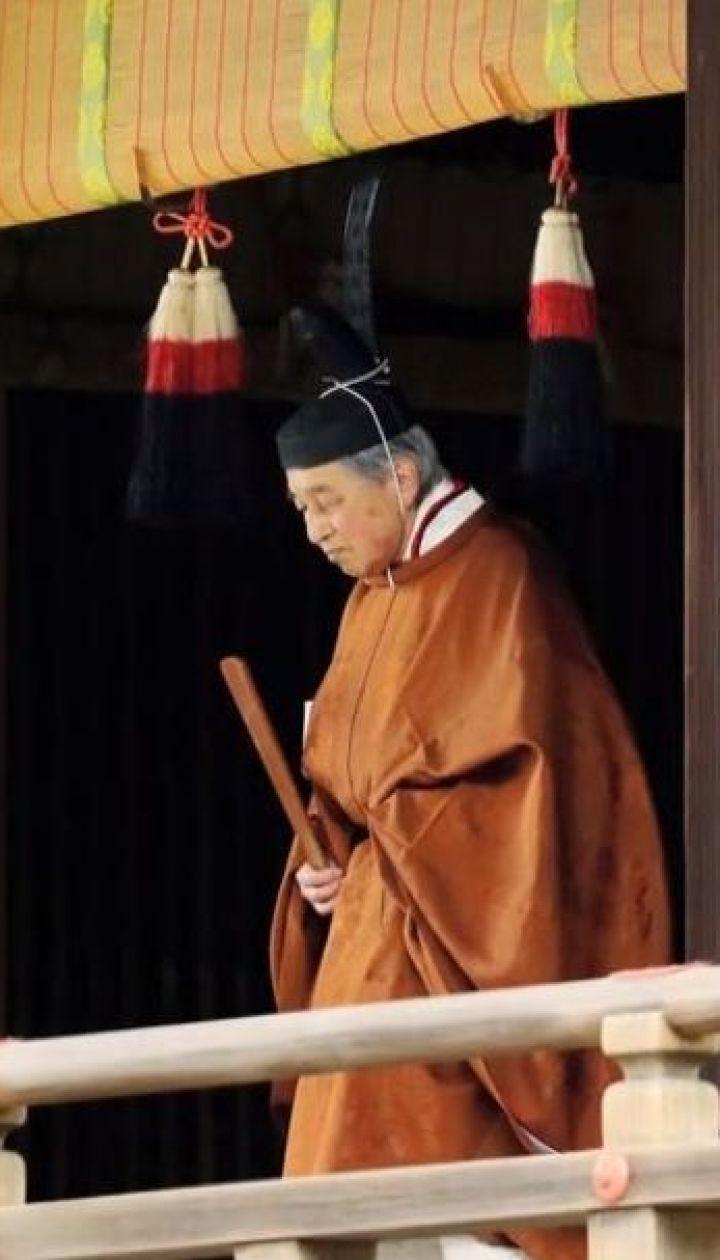 Самый человечный император Японии Акихито отрекся от престола из-за почтенного возраста и состояния здоровья