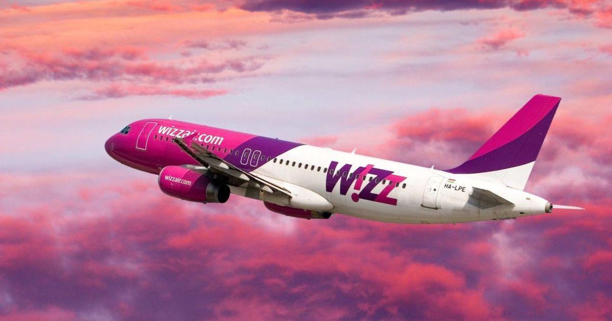 Wizz Air распродает билеты на все направления Европы