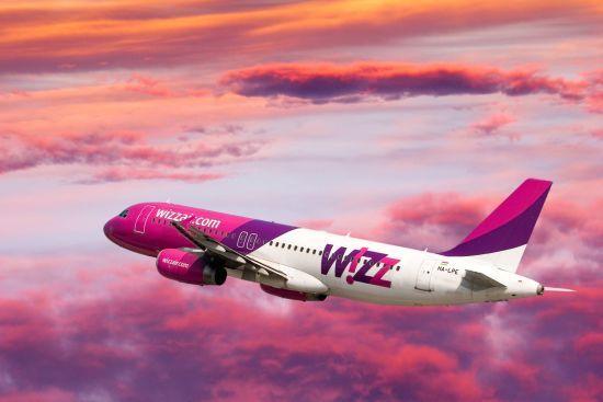 Wizz Air розпродає квитки на всі напрямки Європи