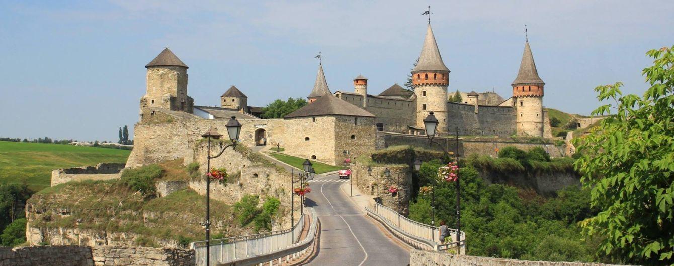 Каменец-Подольский принял зрелищные автогонки