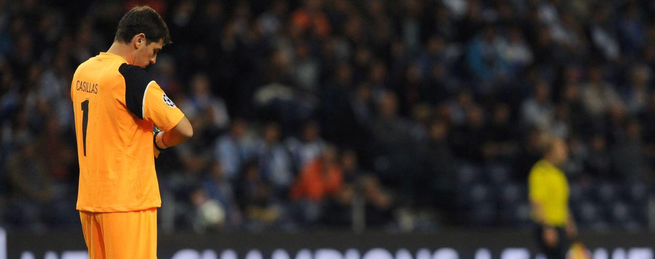 Касильяс может не вернуться в футбол после инфаркта - СМИ
