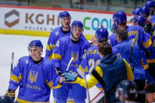 Збірна України з хокею гарантувала збереження прописки в дивізіоні 1B