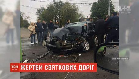 За период праздников из-за нетрезвых водителей погибли 55 человек