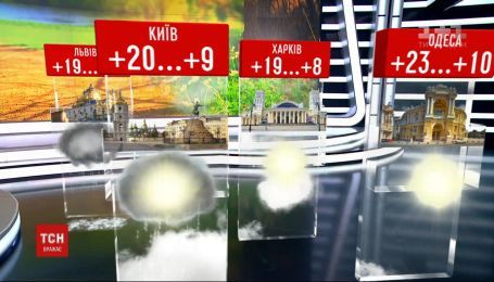 По всей Украине воздух прогрелся, но ненадолго - синоптики