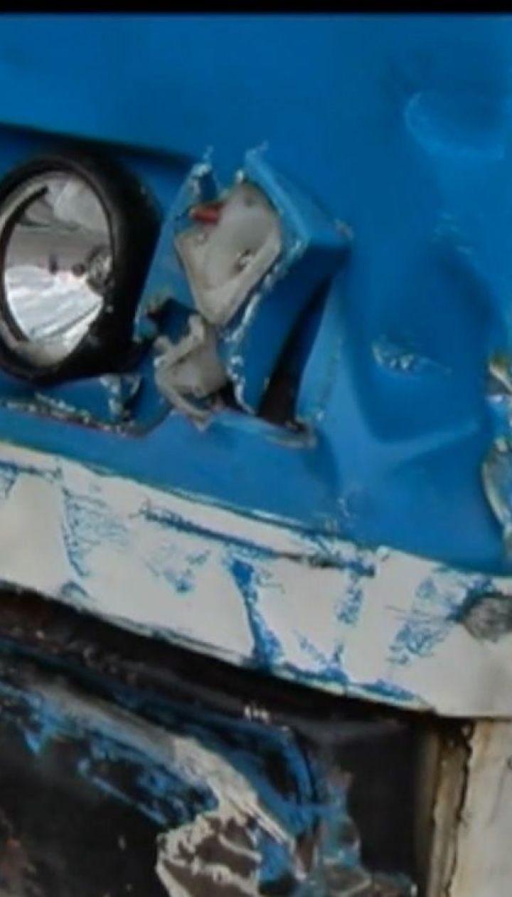 В Виннице столкнулись трамвай и троллейбус, есть травмированные