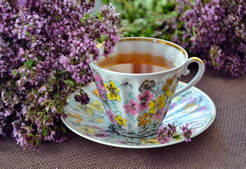 Чай, трав'яний чай