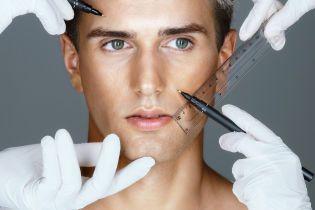 Навіщо чоловіки ходять до пластичних хірургів