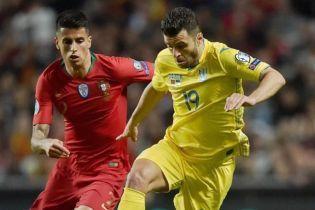 """Португалія не подаватиме апеляцію на рішення УЄФА у """"справі Мораєса"""""""