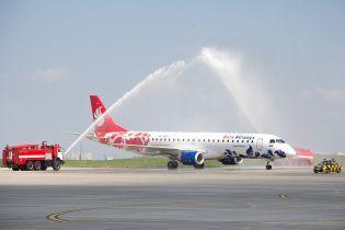 Азербайджанский лоукостер Buta Airways открыл новый рейс из Харькова в Баку