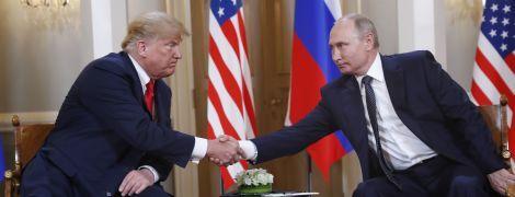 В Кремле ждут предложения о встрече Трампа и Путина