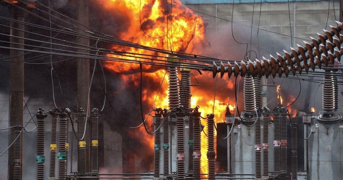 В Хмельницкой области двое мужчин в трансформаторе сгорели заживо