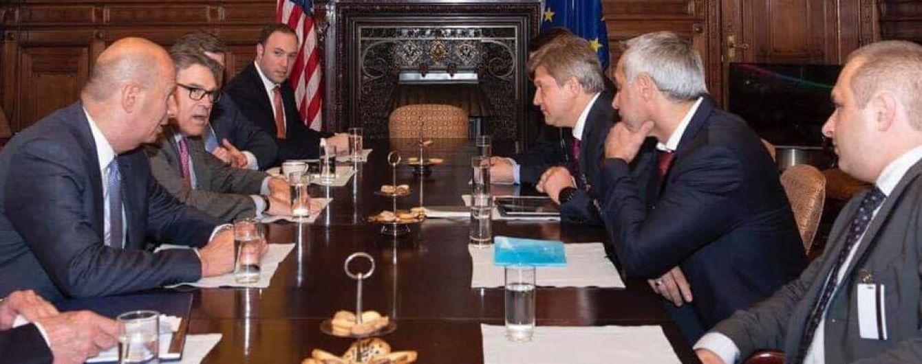 Радник Зеленського і міністр енергетики США обговорили співпрацю у газовій сфері