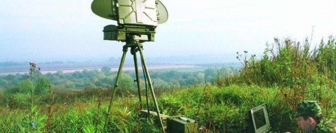 Миссия ОБСЕ зафиксировала у боевиков новейшую станцию наземной разведки российского производства