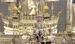 У Таїланді коронували нового монарха