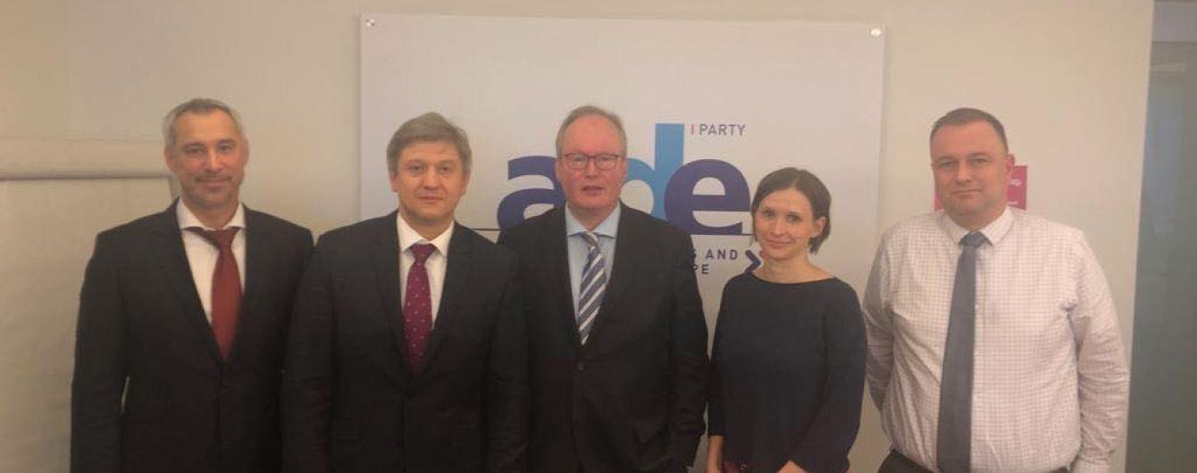 Советники Зеленского договорились о поддержке западных партнеров в Брюсселе