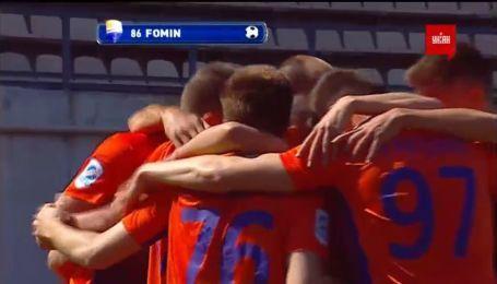 Заря - Мариуполь - 0:1. Видео гола Фомина
