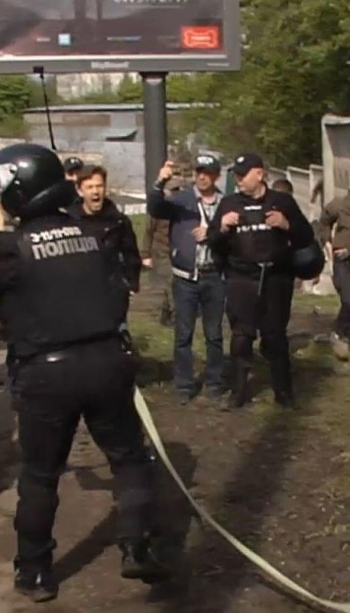 Активисты протестуют против строительства 3 многоэтажек в Протасовом Яру