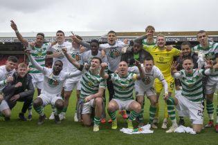 """""""Селтік"""" восьмий сезон поспіль став чемпіоном Шотландії"""