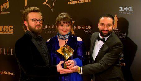"""Церемония награждения украинской кинопремии """"Золота дзиґа"""""""