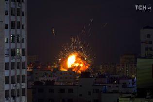 Ізраїль завдав авіаударів по Сектору Гази