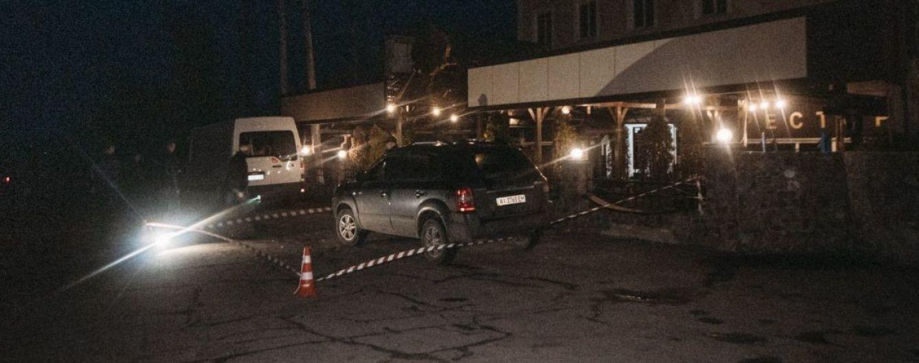 Убийство полицейского на Киевщине: местные слышали автоматную очередь среди ночи