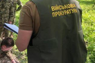 В зоне проведения ООС задержали командира роты, который вымогал деньги у подчиненного
