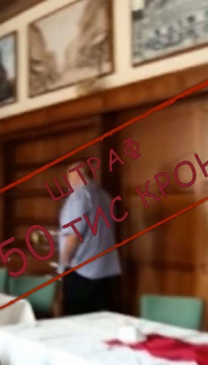 Не поселив росіян: Конституційний суд Чехії заступився за проукраїнського готельєра