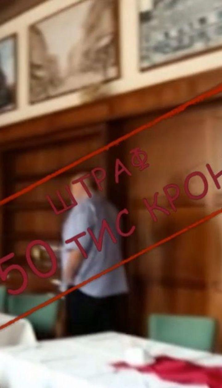Не поселил россиян: Конституционный суд Чехии вступился за проукраинского отельера